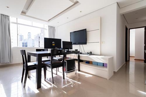 Apartamento À Venda - Jardim Paulista, 2 Quartos,  75 - S893089908