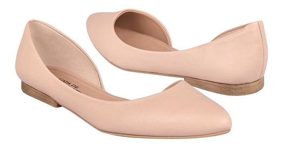 Zapatos Capa De Ozono 333401-8 Simipiel Beige