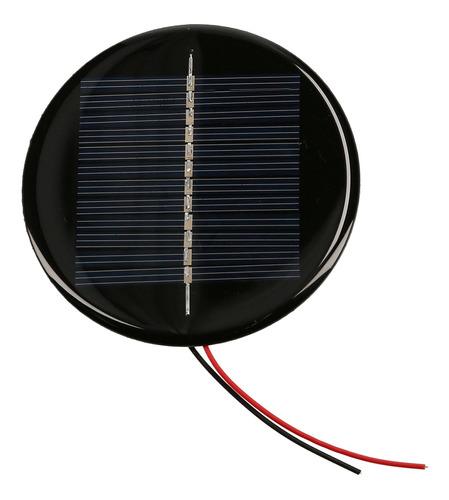 Imagen 1 de 1 de 0.5w 6v 80ma Mini Solar Celda Solar Silicona Policristalina
