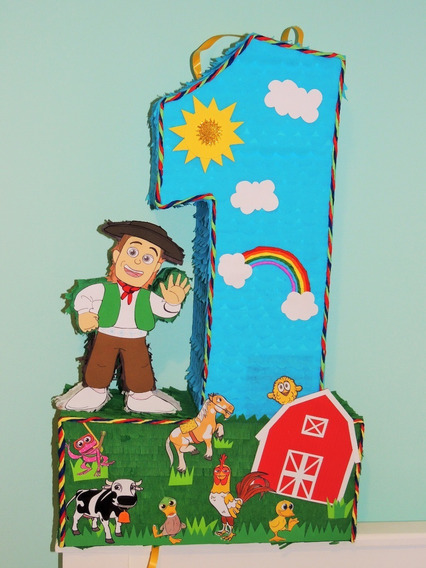 Piñata Granja Zenón