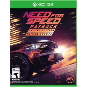 Need For Speed Payback Deluxe Xbox One Digital Online