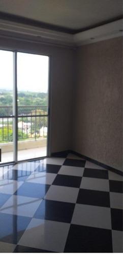Apartamento Com 2 Dormitórios À Venda, 55 M² Por R$ 270.000 - Jardim Augusta - São José Dos Campos/sp - Ap1326