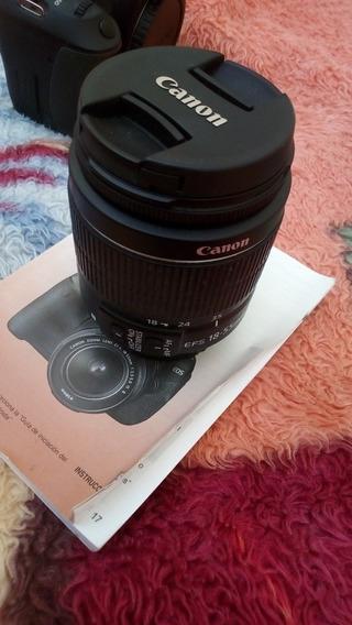Câmera Fotográfica Canon T3i (eos 600d)