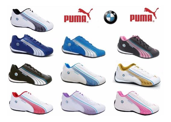 Tênis Puma Novos Tamanhos 35 Ao 43