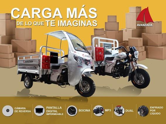 Motocarro Pick Up $48,000.00 Y Con Cabina. $55,000.00