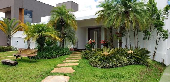Casa A Venda Com 3 Quartos Em Alphaville - Nova Lima - Mg - 650