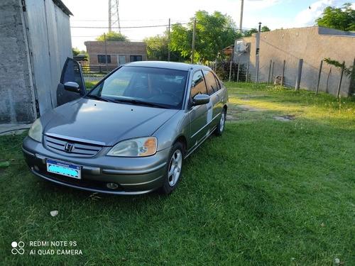 Honda Civic 2002 1.7 Ex