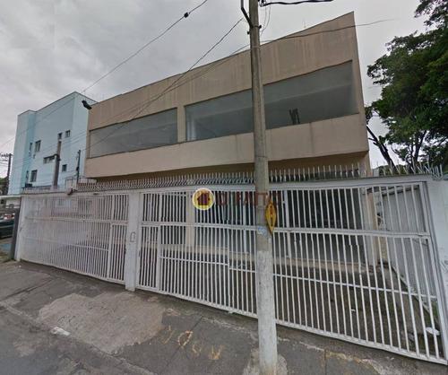 Prédio Comercial À Venda, Bosque Maia, Guarulhos. - Pr0001