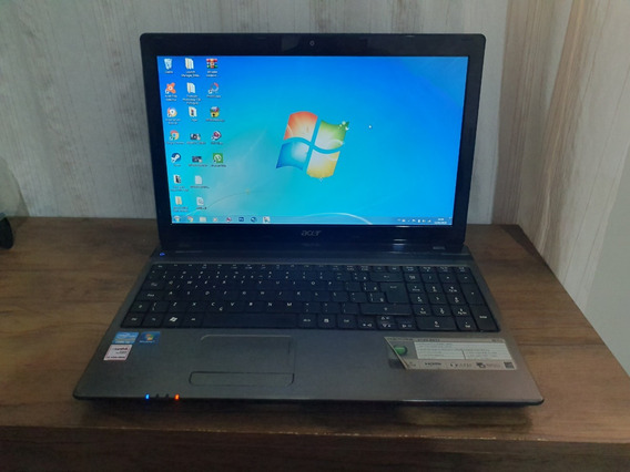Notebook Acer Aspire 15.6 - Usado
