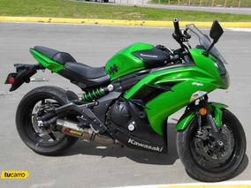 Kawasaki 650 Cc Er6f, Er6n, Ninja