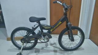Bicicleta De Niño Con Rueditas, Poco Uso