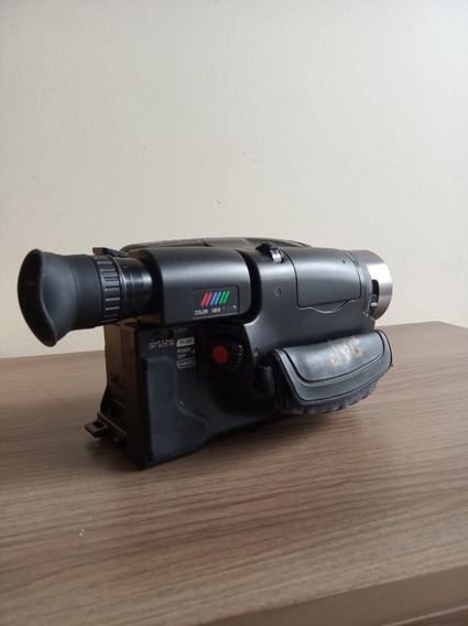 Camera Jvc Kit Completo