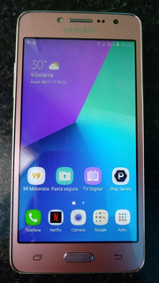 Samsung Galaxy J2 Prime Com Tv Digital Rosa