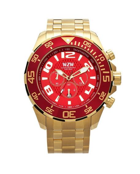 Relógio Sofisticado Masculino Original- Wzw