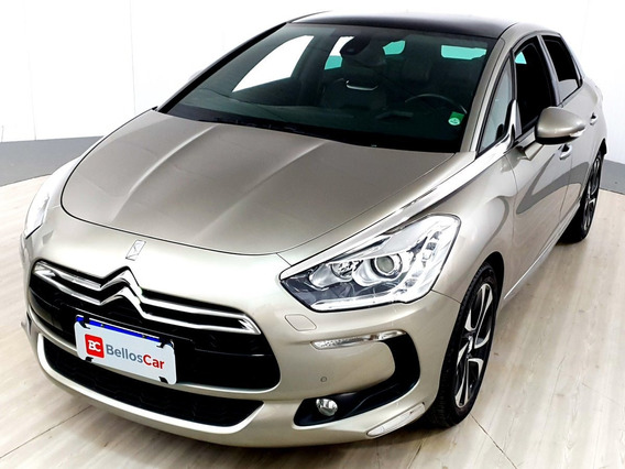 Citroën Ds5 1.6 So Chic 16v 165cv Turbo Intercooler Gaso...