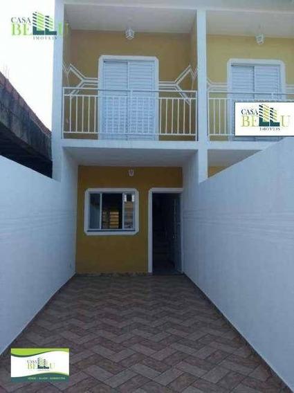 Casa Residencial À Venda, Jardim Santo Antonio, Franco Da Rocha. - Ca0299