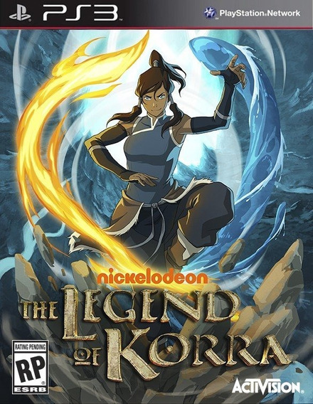 Legend Of Korra Ps3 Via Psn Original
