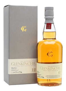 Glenkinchie 12 Años Single Malt Whisky 750cc