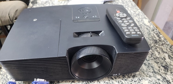 Projetor Dell 1220 2700 Lúmens Svga (800x600)