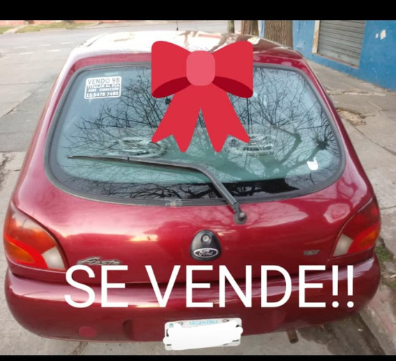 Ford Fiesta 1.4 Clx 1998