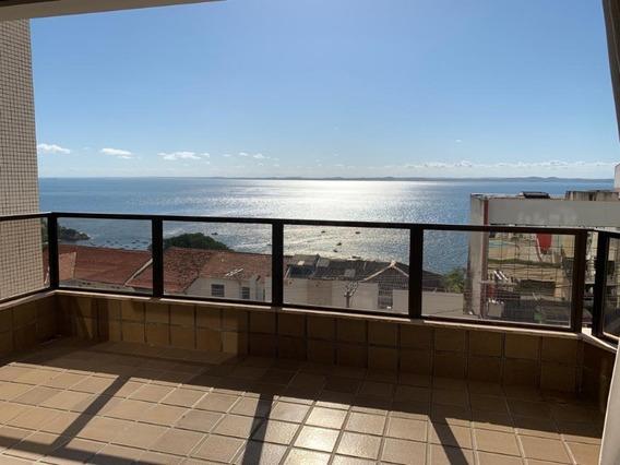 Apartamento A Venda Na Barra 4 Quartos Sendo 2 Suítes 197m2 - Adr638 - 34558541