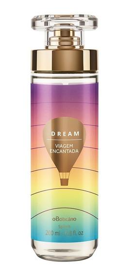 Dream Desodorante Colônia Splash Viagem Encantada 200ml