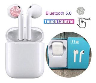 Fone De Ouvido Sem Fio Bluetooth I11 Tws Touch