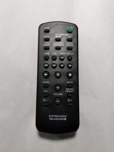 Imagen 1 de 1 de Control Remoto Para Sony Equipo + Forro + Pilas