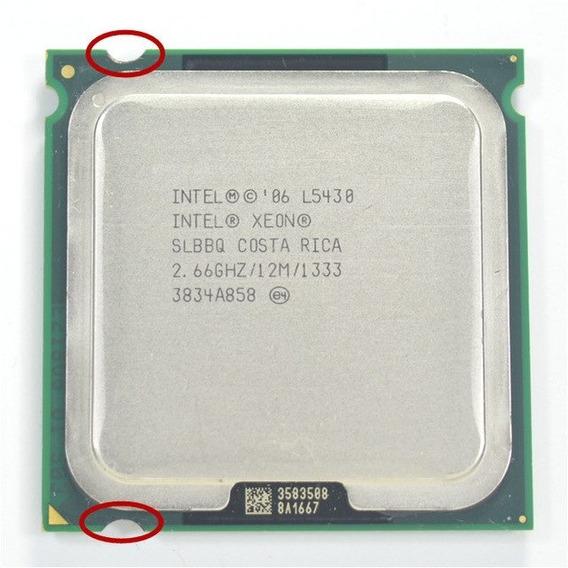 Intel Xeon L5430 Quad Core 2.66ghz/12mb/1333 Fsb 50w Pga 775