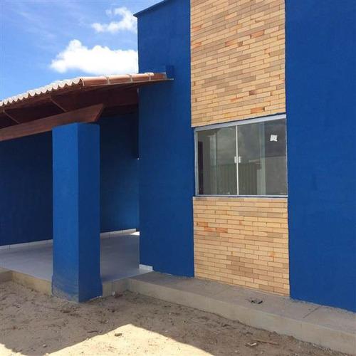 Imagem 1 de 10 de Casa Com 2 Dormitórios À Venda, 81 M² Por R$ 95.000,00 - Bosque Brasil - Macaíba/rn - Ca6498