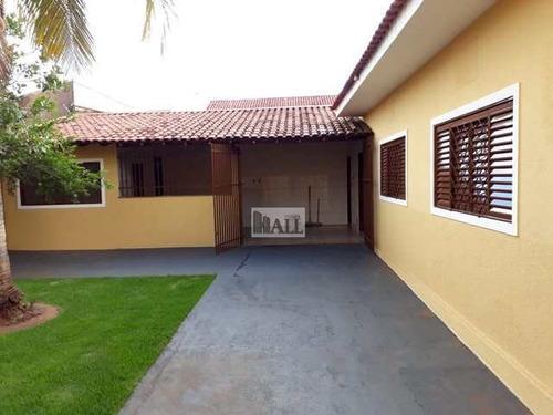 Casa Com 3 Dorms, Jardim Nazareth, São José Do Rio Preto - R$ 530 Mil, Cod: 8291 - V8291