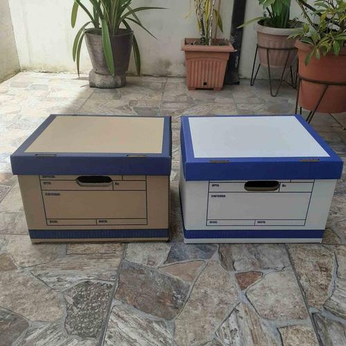 Archivadores - Cajas De Archivo Pasivo Cartón T15 - 03 - 02