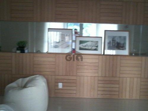 Apartamento Chacara Santo Antonio. - Gi372