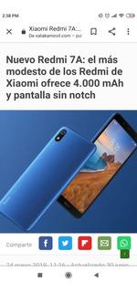 Xiaomi A7 Dual Sim