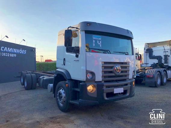 Volkswagen Vw 24280 24 280 2014 Truck C/ar = 24250 2429 14