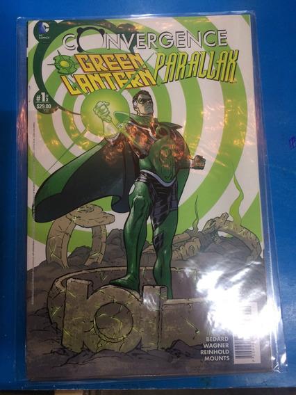 Green Lantern Diversos De Colección
