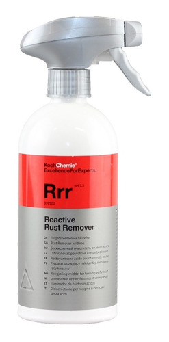 Imagen 1 de 2 de Descontaminante Férrico Koch Chemie Reactive Rust Remover