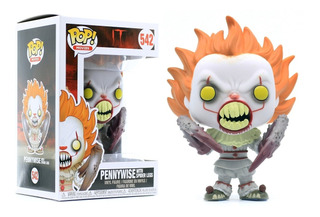 Funko Pop! Pennywise It With Spider Legs #472 Original