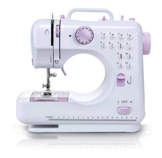Máquina de costura Importway IWMC-505 Branco 110V/220V (Bivolt)