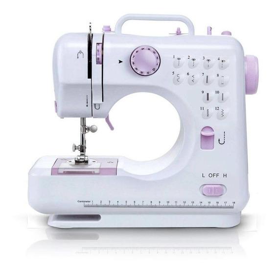 Máquina de costura Importway IWMC-505 Branco 110V/220V