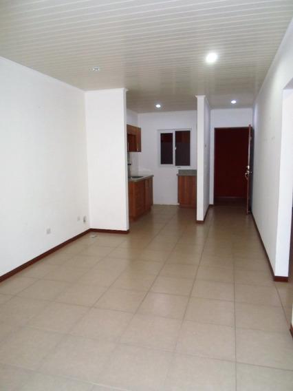 Se Alquila Apartamento En Santa Ana Centro