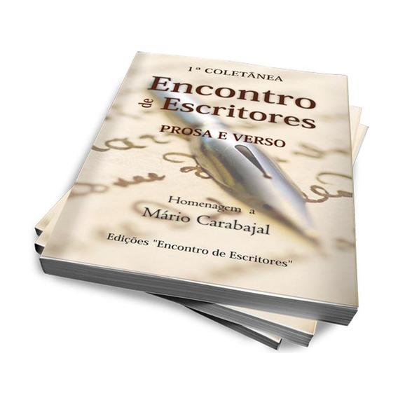 Coletânea Encontro De Escritores