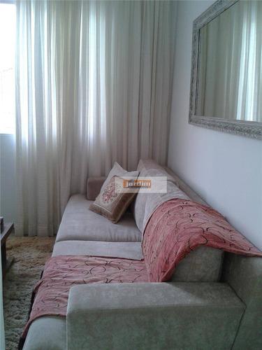 Casa Com 3 Dormitórios À Venda, 121 M² - Jardim Borborema - São Bernardo Do Campo/sp - Ca0425