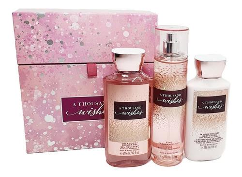 A Thousand Wishes Bath Body Works Kit De Regalo