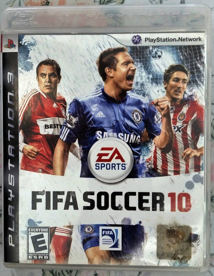 Fifa 10 Usado Ps3 Playstation 3