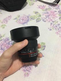 Lente Fisheye 12mm Para Nikon Full Frame