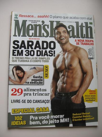 Revista Men´s Health - Nº 53 - Sarado Em 30 Dias!