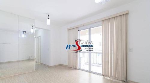 Apartamento Com 3 Dormitórios À Venda, 77 M² Por R$ 700.000,00 - Mooca (zona Leste) - São Paulo/sp - Ap3081