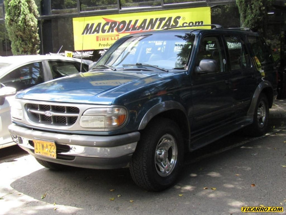 Ford Explorer Xlt 4000 Cc