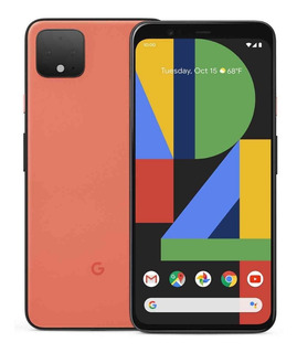 Google Pixel 4 Xl 64gb Desbloqueado Laranja